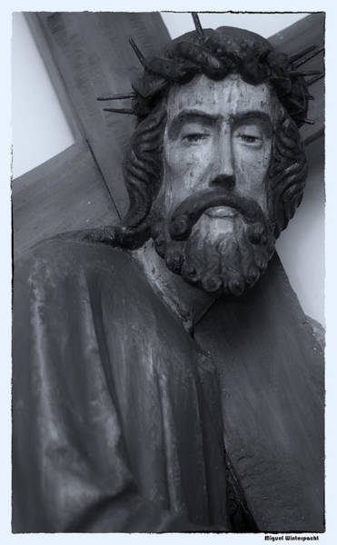 Photograph - Holy Cross by Miguel Winterpacht
