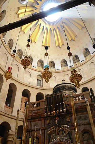 Jerusalem Photograph - Holy Sepulchre In Jerusalem by Madzia71