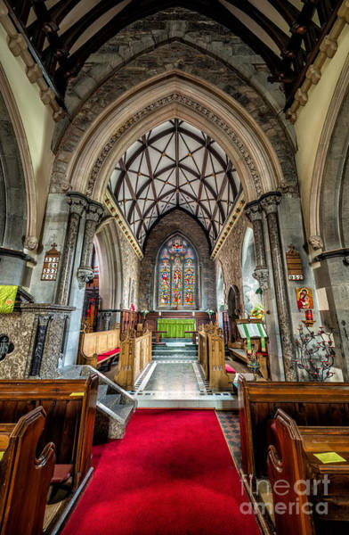 Wall Art - Photograph - Holy Trinity by Adrian Evans