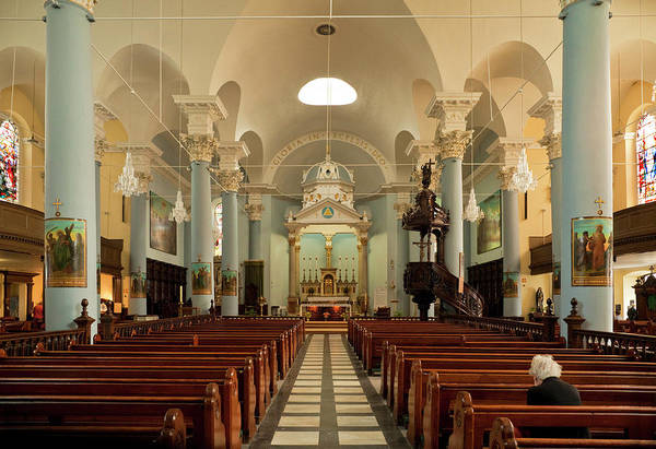 Holy Trinity Photograph - Holy Trinity Cathedral Roman Catholic by Panoramic Images