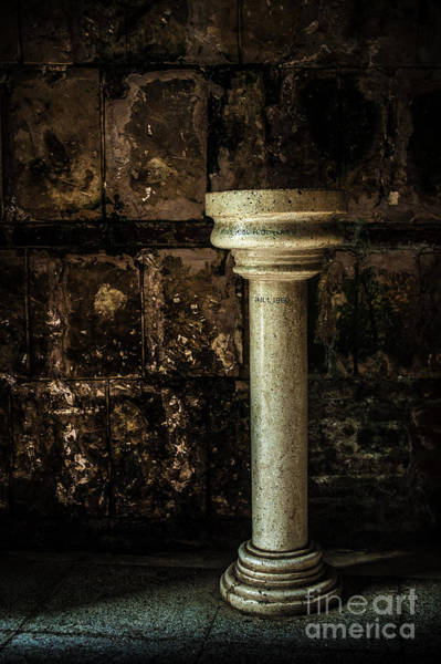 Photograph - Holy Water by Michael Arend
