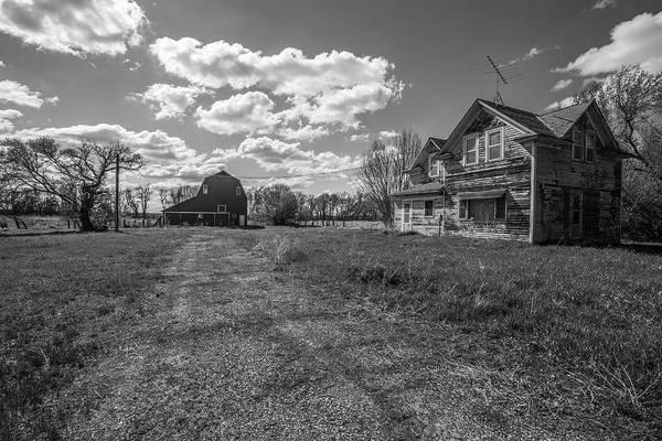 Clark Photograph - Home by Aaron J Groen