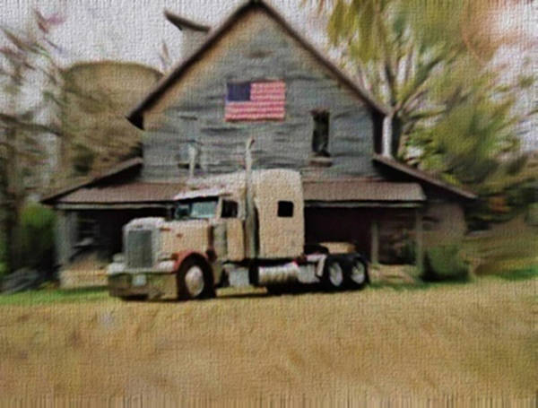 Painting - Home by Dennis Buckman
