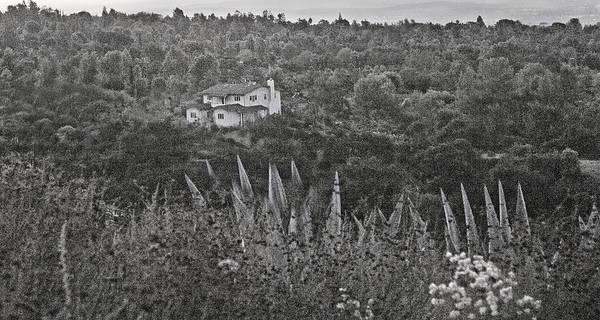 Approach Wall Art - Photograph - Home In The Hills by Gilbert Artiaga