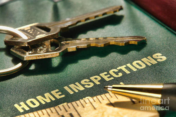 Photograph - Home Inspections by Olivier Le Queinec