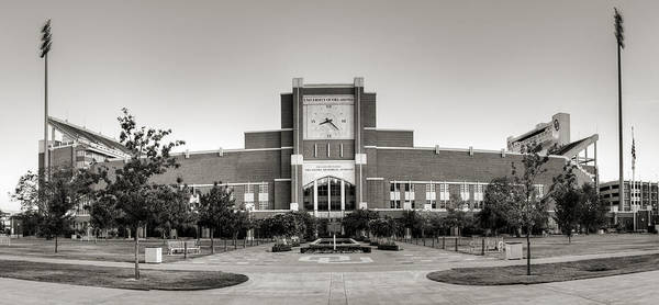 Wall Art - Photograph - Home Of The Sooners II by Ricky Barnard