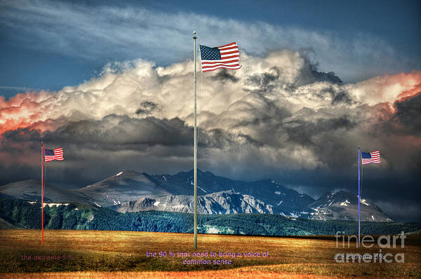 The Patriot Photograph - Home On The Range by The Stone Age