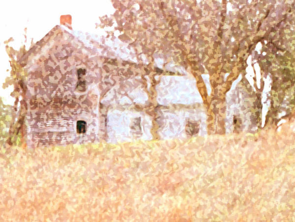 Digital Art - Home Place by Dennis Buckman