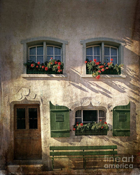 Photograph - Home Sweet Home by Edmund Nagele