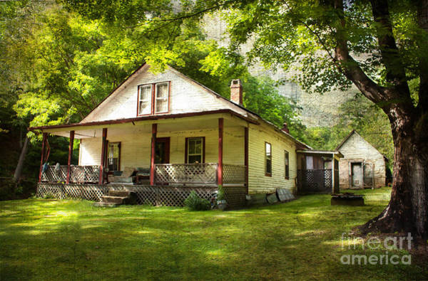 Wall Art - Photograph - Home Sweet Home by Lena Auxier