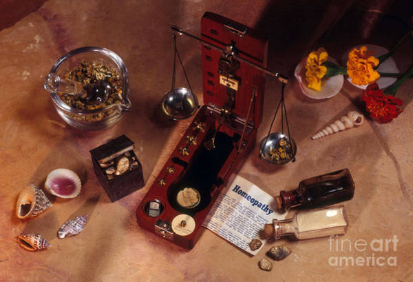 Photograph - Homeopathic Remedies by Brooks Brown