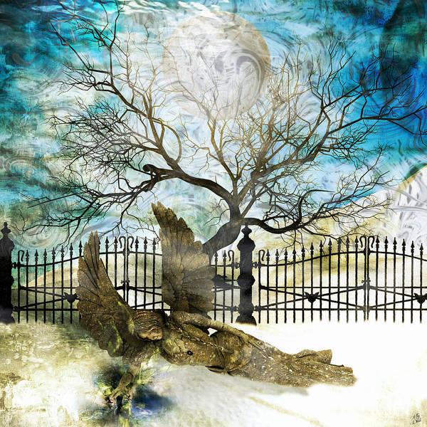 Heartbroken Digital Art - Homesick  by Ally  White