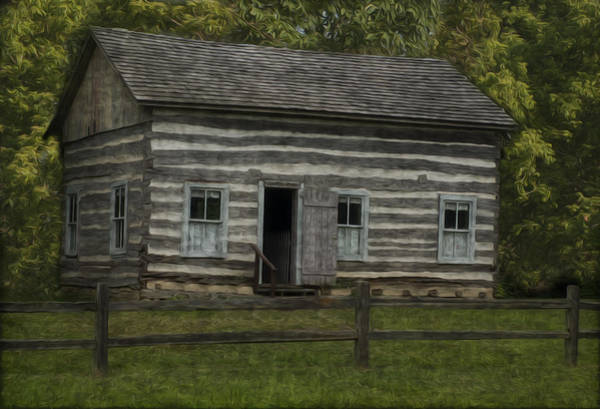 Wall Art - Painting - Homestead 3 by Jack Zulli
