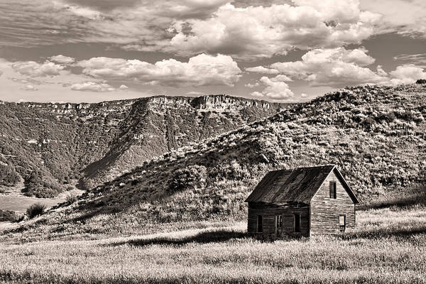 Photograph - Homestead House by Rick Wicker