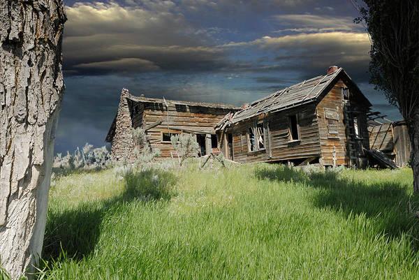 Photograph - Homestead Spirits by Arthur Fix