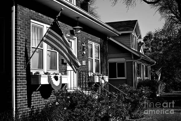 Photograph - Hometown America by Frank J Casella