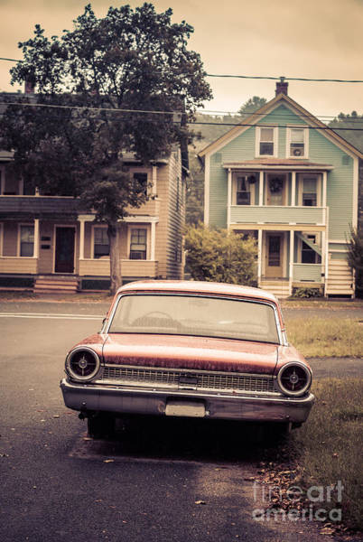 Yesterday Photograph - Hometown Usa by Edward Fielding