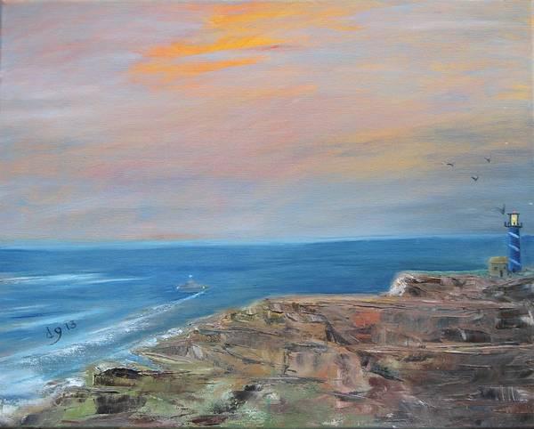 Painting - Homeward Bound by DG Ewing