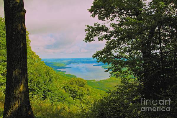 Bill Norton Wall Art - Photograph - Honeoye Lake by William Norton