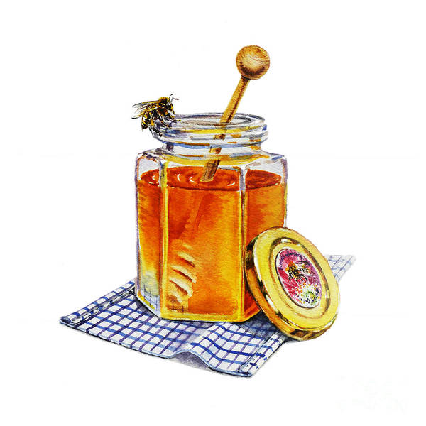 Painting - Honey by Irina Sztukowski