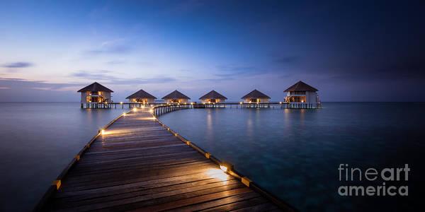 Photograph - Honeymooners Paradise by Hannes Cmarits