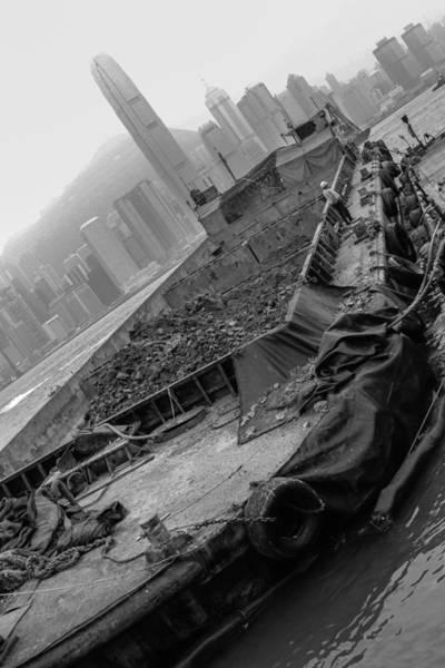 Hongkong Photograph - Hong Kong Construction by Earl Ball