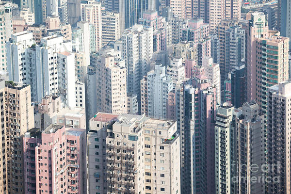 Wall Art - Photograph - Hong Kong Suburbs by Matteo Colombo