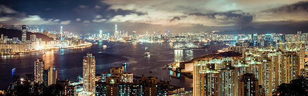 Kowloon Photograph - Hong Kong View From Eastern Kowloon by Dragon For Real