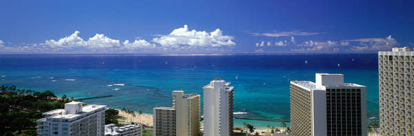 Rise Above Wall Art - Photograph - Honolulu Hawaii by Panoramic Images