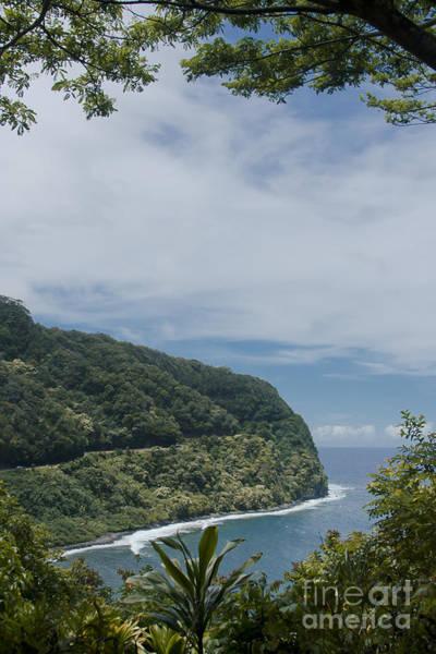Photograph - Honomanu Highway To Heaven Road To Hana Maui Hawaii by Sharon Mau