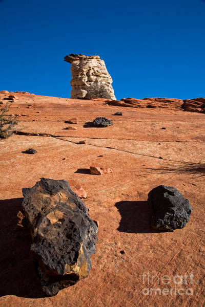 Photograph - Hoodoo by Fred Stearns