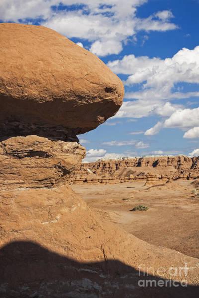 Photograph - Hoodoo In Goblin Valley Utah by Bryan Mullennix