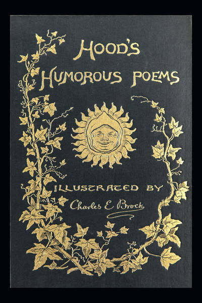 Photograph - Hoods Humorous Poems by Jack R Perry