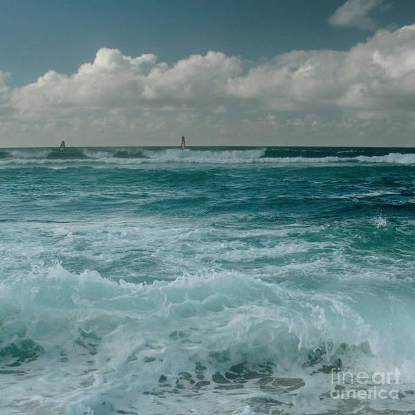 Digital Art - Hookipa Maui North Shore Hawaii by Sharon Mau