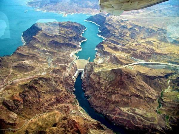 Photograph - Hoover Dam 1 by Ricardo J Ruiz de Porras