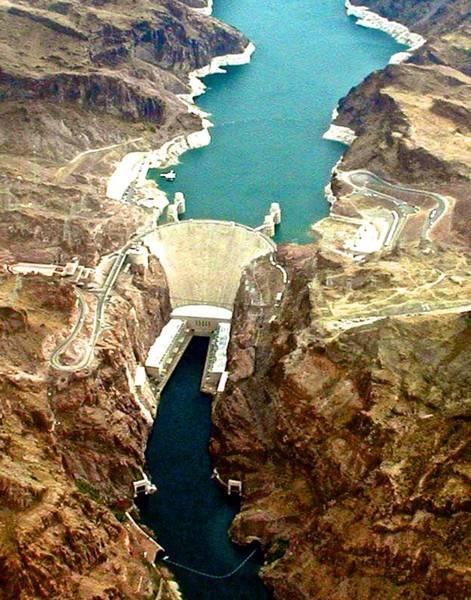 Photograph - Hoover Dam 2 by Ricardo J Ruiz de Porras