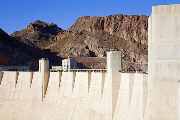 Wall Art - Photograph - Hoover Dam by Richard Cummins
