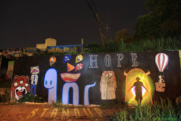 Wall Art - Painting - Hope by Andrew Nourse