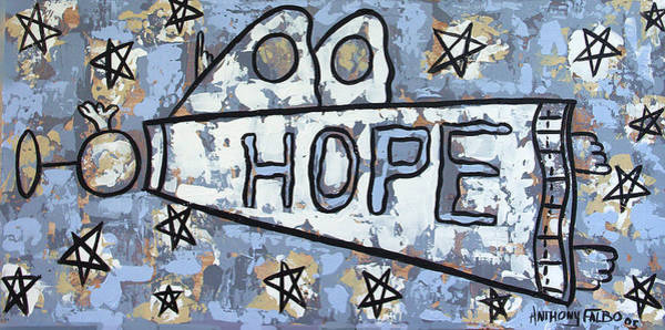 Painting - Hope by Anthony Falbo