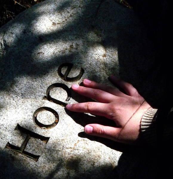 Photograph - Hope by Jeff Lowe