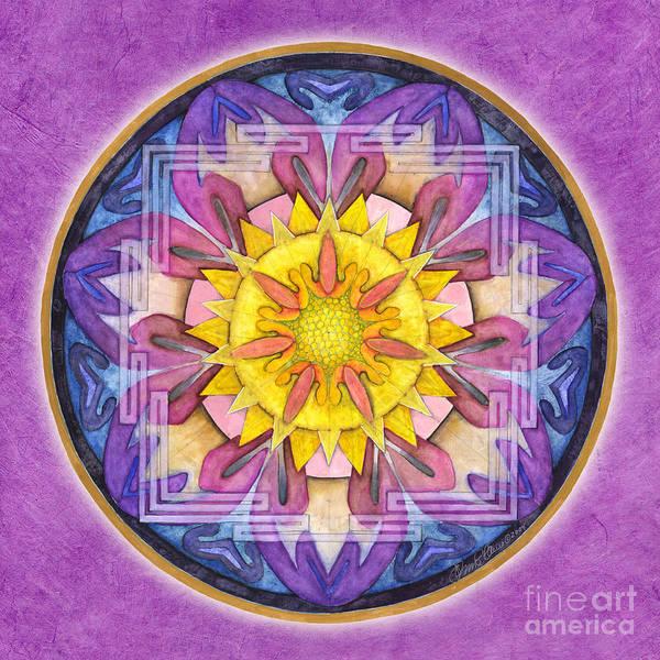 Painting - Hope Mandala by Jo Thomas Blaine