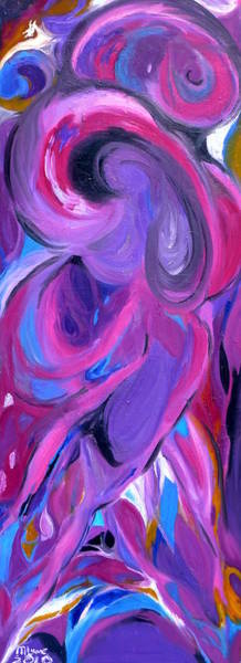 Wall Art - Painting - Hope by Marzena Lizurej