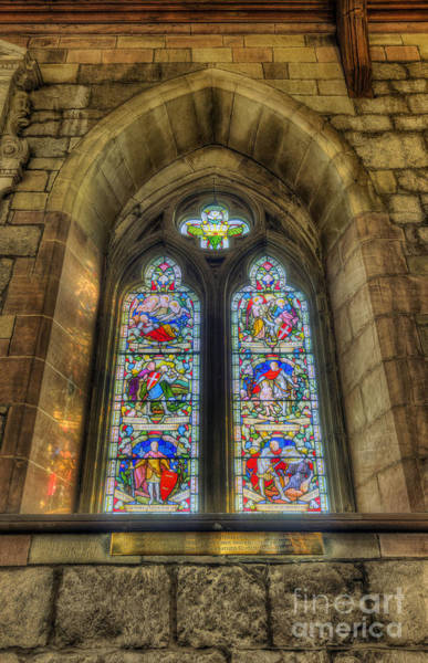 Photograph - Hope Of The Glory Of God by Ian Mitchell
