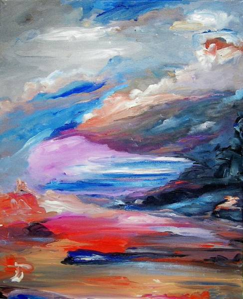 Painting - Hope by Ray Khalife