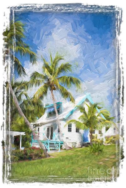 Bahamas Digital Art - Hopetown Suite by Linda Olsen