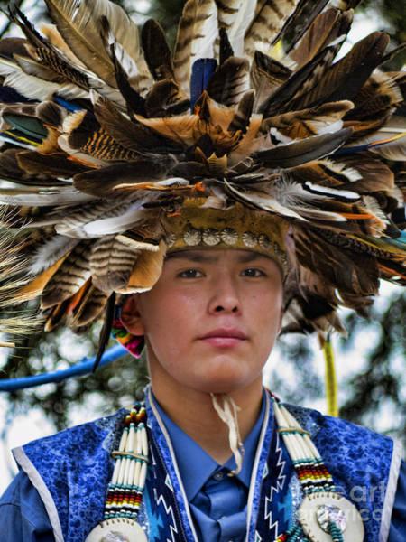 Photograph - Hopi Warrior by Brenda Kean