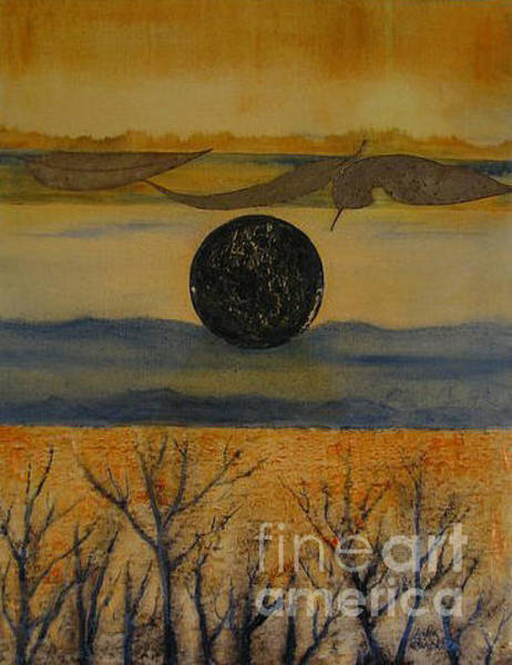Painting - Horizons by Julia Blackler