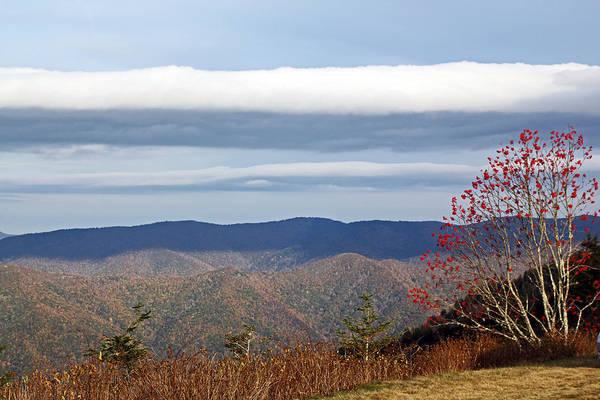 Photograph - Horizontal Skyline by Jennifer Robin