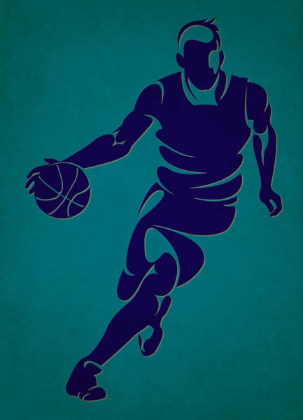 Wall Art - Photograph - Hornets Basketball Player3 by Joe Hamilton