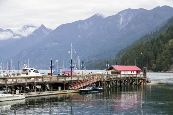 Photograph - Horseshoe Bay by Ross G Strachan
